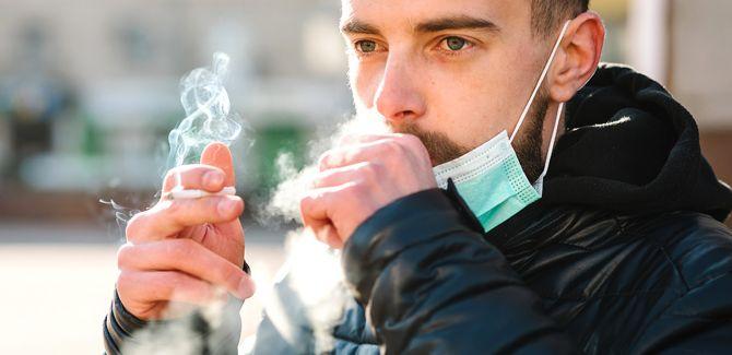 Corona Nikotin Studie