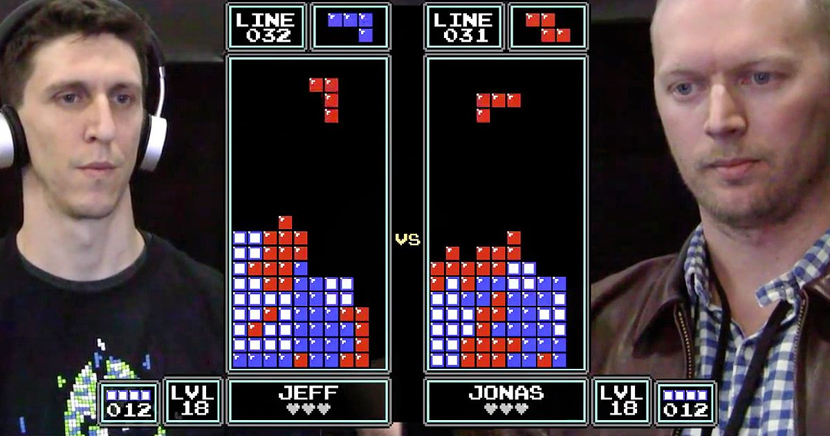Tetris-Video