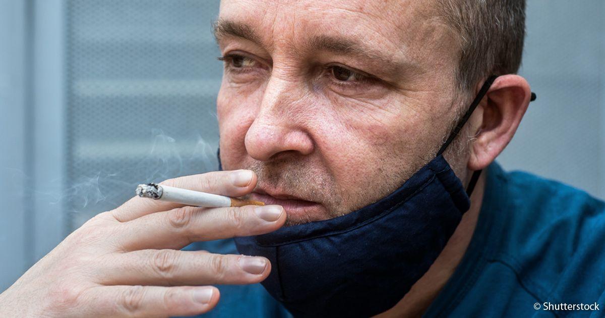 Corona Rauchen Studie