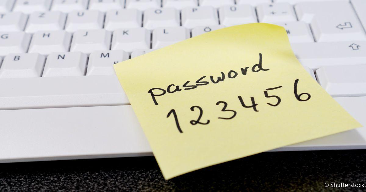 Die Beliebtesten Passwörter