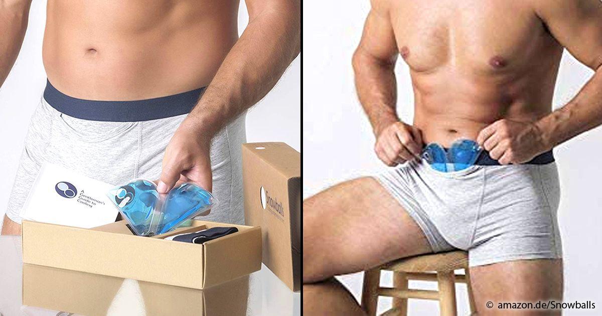 Durch können unterwäsche spermien Sperma: Boxershort