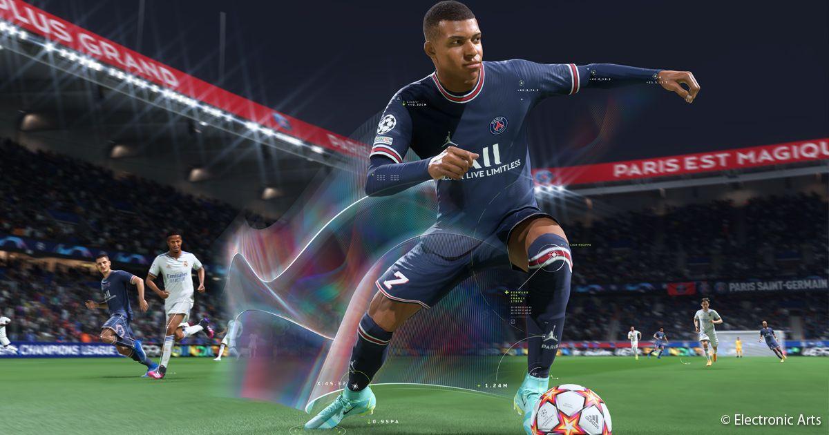 Video zu FIFA 22 enthüllt neue Technik, Grafik und Gameplay-Options